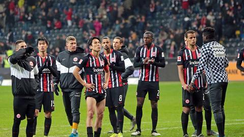 Eintracht Köln Enttäuschung