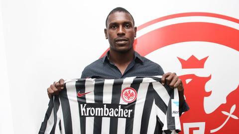 Ordonez von Eintracht Frankfurt