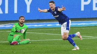 Eintracht Frankfurt Schalke Kevin Trapp