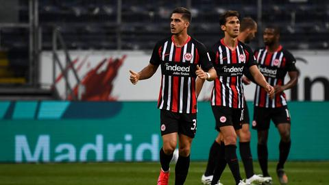 Eintracht Frankfurt André Silva