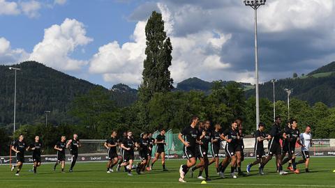 Wie sieht das Team von Eintracht Frankfurt im September tatsächlich aus?