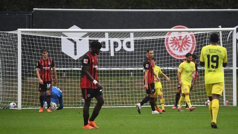 Eintracht Testspiel