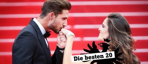 Eintracht-Torhüter Trapp mit seiner Verlobten