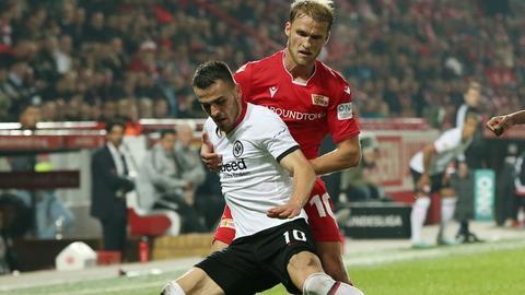 Filip Kostic Eintracht Frankfurt Union Berlin
