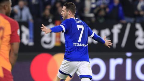 Mark Uth ist ein Symbol für den Aufschwung des FC Schalke 04.