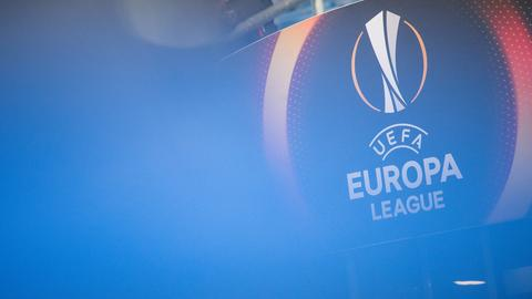 Das Logo der Europa League