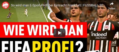 Fussball 2000 So Wird Man E Sport Profi Bei Eintracht
