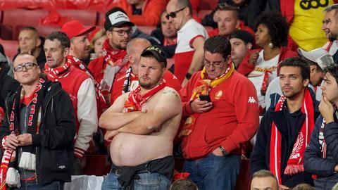 Fans von Standard Lüttich
