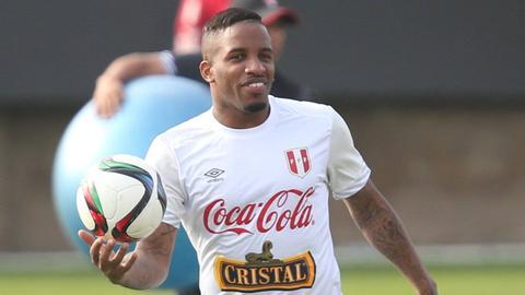Farfan Peru Eintracht