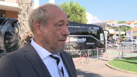 Peter Fischer in Marseille