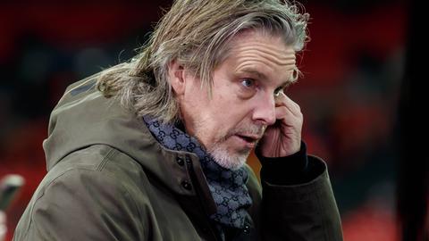 Ex-Eintracht-Profi Jan Aage Fjörtoft.