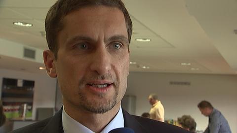 Oliver Frankenbach, Finanzvorstand Eintracht Frankfurt
