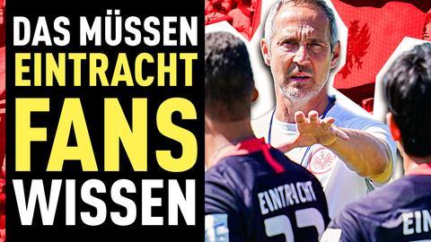 FUSSBALL 2000 Eintracht-Check