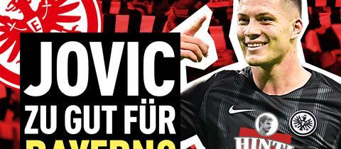 Fussball 2000 Darum Ist Luka Jovic Schon Jetzt Fast