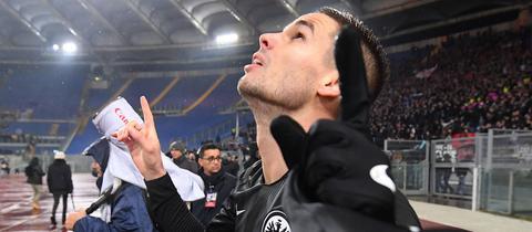 Eintracht-Mittelfeldspieler Mijat