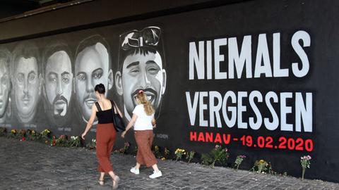 Hanau Grafitti