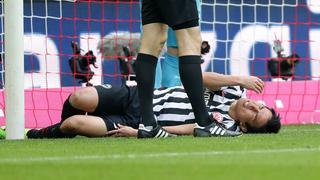 Makoto Hasebe verletzte sich bei einer Rettungsaktion am Knie.