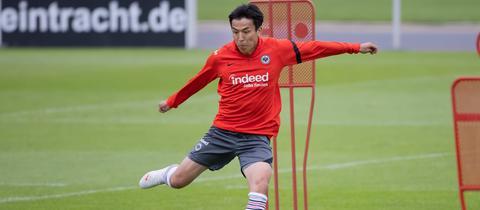 Makoto Hasebe Eintracht Frankfurt