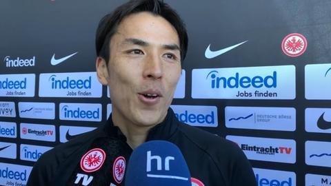 Makoto Hasebe Eintracht HR still