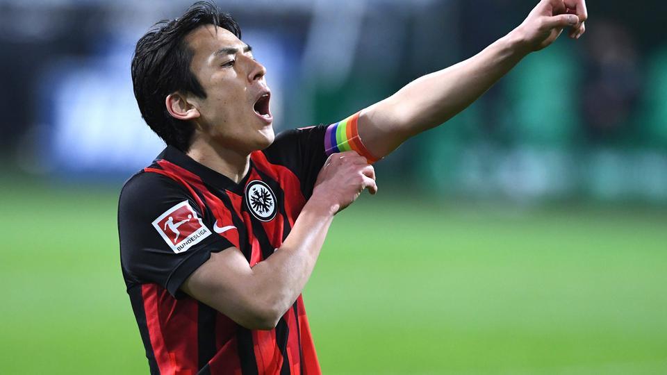 Eintracht Frankfurt verlängert mit Makoto Hasebe | hessenschau.de - hessenschau.de