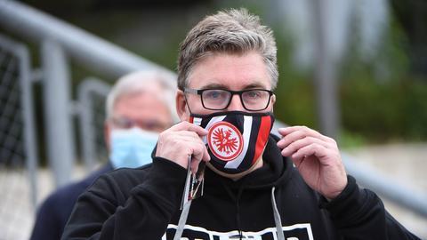 Vorstandssprecher Axel Hellmann