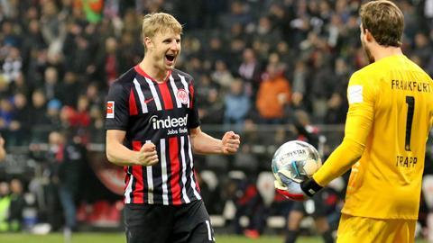 Martin Hinteregger bleibt bei der Eintracht.