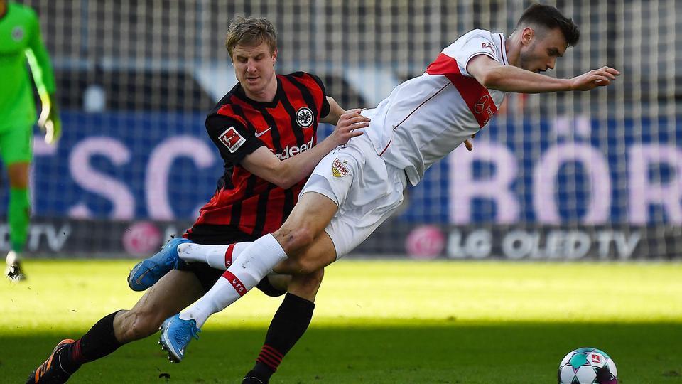 Der VfB zeigt, was Eintracht Frankfurt ab jetzt erwartet - hessenschau.de