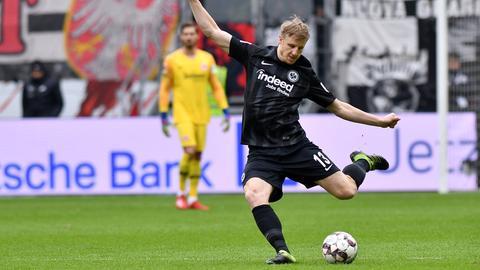 Eintracht-Verteidiger Martin Hinteregger.