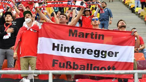 Hinteregger Frankfurt