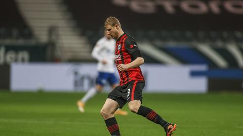 Martin Hinteregger gegen Schalke