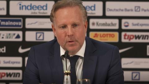Philip Holzer Eintracht Frankfurt still