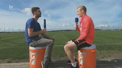 Oli Mayer im Interview mit Sebastian Rode