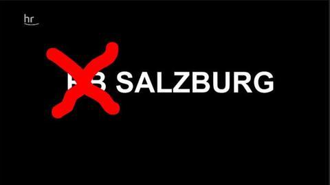 Beim Schriftzug RB Salzburg ist das RB durchgestrichen.