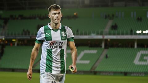 Ajdin Hrustic, hier noch im Trikot seines alten Vereins FC Groningen