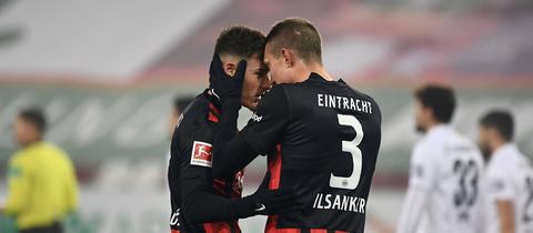 Hrustic und Ilsanker