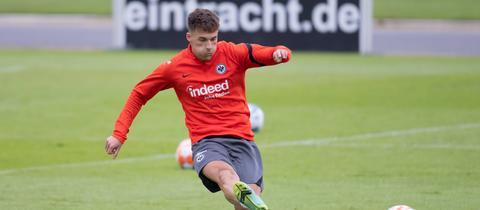 Ajdin Hrustic hofft auf seinen Durchbruch im zweiten Jahr.