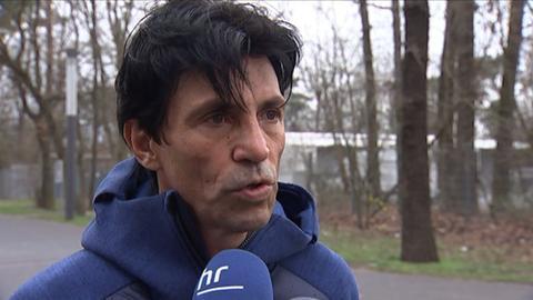 Bruno Hübner, Sportdirekot Eintracht Frankfurt