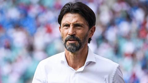 Bruno Hübner von Eintracht Frankfurt