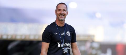 Adi Hütter Eintracht Frankfurt