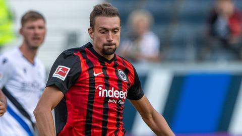 Stefan Ilsanker gegen Bielefeld
