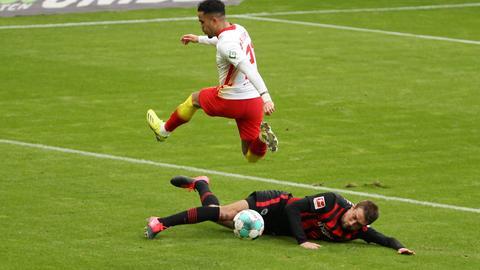 Stefan Ilsanker überzeugte gegen Leipzig.