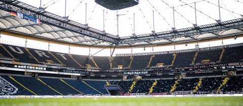 Die Arena der Eintracht