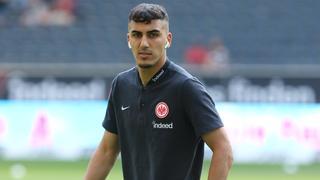 Aymen Barkok im Eintracht-Dress