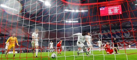 Lewandowski trifft gegen die Eintracht