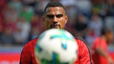 Eintracht-Neuzugang Kevin-Prince Boateng