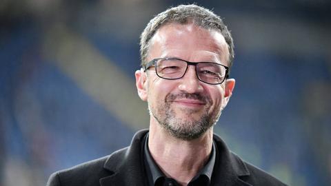 Fredi Bobic grinst zufrieden