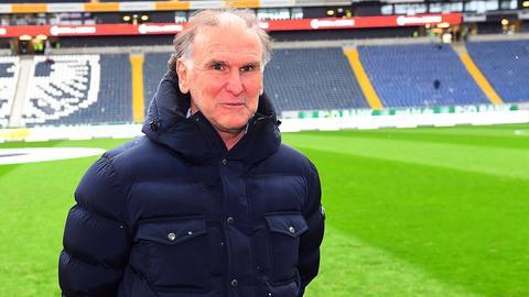 Ronny Borchers in der Frankfurter Arena