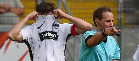 Imago Eintracht Elfmeter Hertha