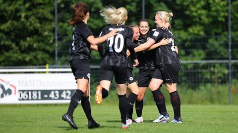 Frauenfußball bei Eintracht Frankfurt