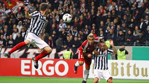 David Abraham von Eintracht Frankfurt